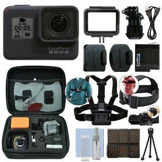 $339.99 支架, 头带, 便携包都拿下GoPro HERO7 Black 运动摄录机超值套装