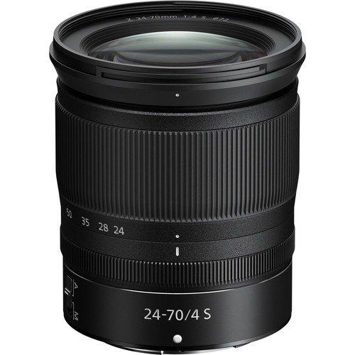 Nikon NIKKOR Z 24-70mm f/4 S 镜头