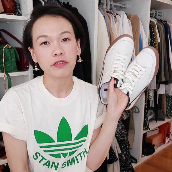 全皮小白鞋