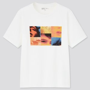UniqloTROYE SIVAN合作款 T恤