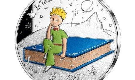 巴黎货币管理局x《小王子》限量货币巴黎货币管理局x《小王子》限量货币