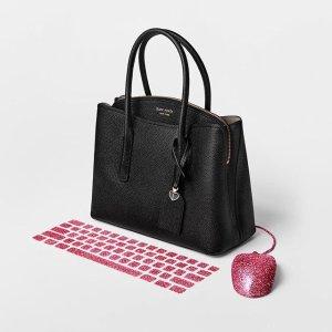 现价:$79(原价:$329)kate spade 精选Eva 手提包限时特价热卖 多色