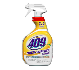 Formula 409 Multi-Surface Cleaner, Spray Bottle, Lemon, 22 Ounces