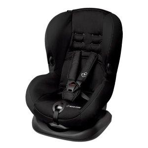 黑色安全座椅