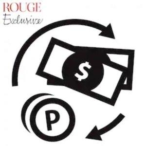 Get $25 for 1000 pointsSephora Rouge Rewards