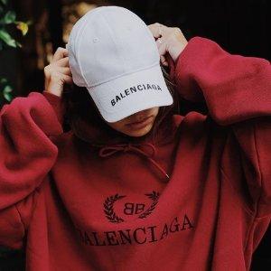 无门槛8折 £499收Logo 相机包BALENCIAGA 精选潮装特卖 新款包包、Logo T恤都有货