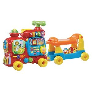 VTech Sit-to-Stand Ultimate Alphabet Train : Target
