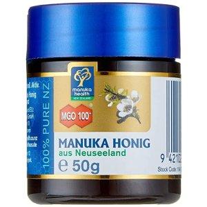 manuka healthMGO 100 +  蜂蜜50克