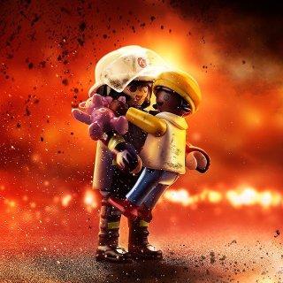 低至6.5折增加新款学校套装playmobil 德国儿童拼装玩具  超值套装热卖