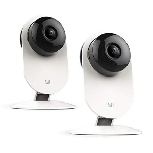 YI 720p Home Indoor Security Camera X2