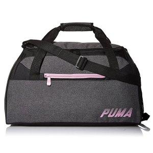 $21 (原价$26.99)PUMA 健身包  一抹粉色装饰  好看又实用