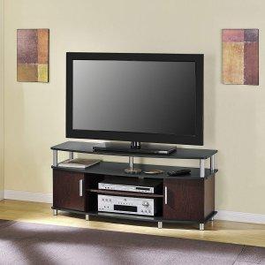 $65.67Ameriwood Home Carson 50吋 樱桃木贴面电视柜