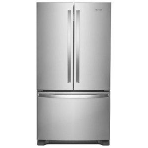 Whirlpool 36寸法式冰箱