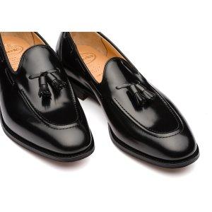 Kingsley 2 Polished Binder Loafer Black