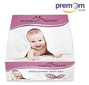 Easy@Home 50 排卵试纸 + 20 验孕试纸 套装