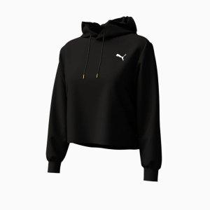Puma黑色连帽衫