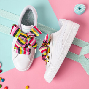 Up to 60% OffDealmoon Exclusive: Puma Suede and Basket Women Shoes on Sale