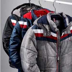 低至3折+额外套7.5折macys.com 儿童秋冬保暖外套特卖 户外玩耍也要暖暖的