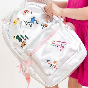 50% Off + Up to Extra 30% OffKids Backpacks and Lunch Bags Sale @ Hanna Andersson