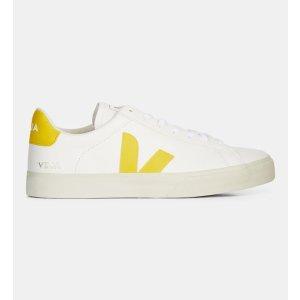 Veja V logo小白鞋