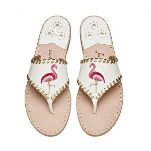 Exclusive Flamingo Sandal