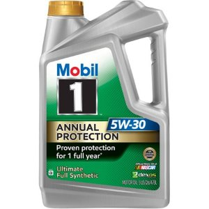 $39.84+$10 Gift CardMobil 1 Annual Protection 5W30, 5 qt