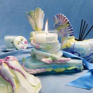 国内全球首发 售价¥1000起Jo Malone x Shona Heath 设计师联名 花园奇遇系列香氛装饰