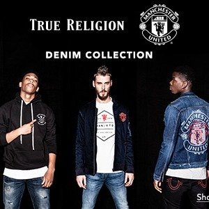Additional 40%offMen's Clothing @True Religion
