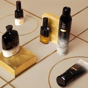 至高送$600礼卡Oribe 洗发护发产品热卖 头发顺滑 入黄金发油