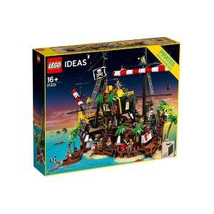 Lego梭鱼湾海盗 21322