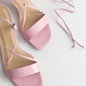 3折起+额外9折 平底芭蕾舞鞋£28& Other Stories 精选美鞋热卖中 换季时更应该多备新鞋啦