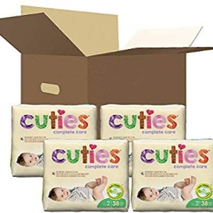 Extra 30% OffCuties Complete Care Baby Diapers