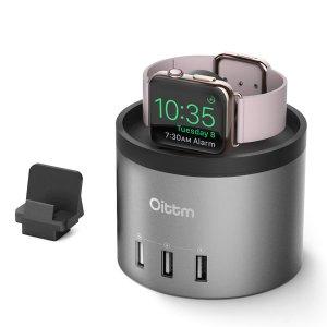 $18.84 (原价$28.99)Oittm Apple Watch / iPhone  充电器