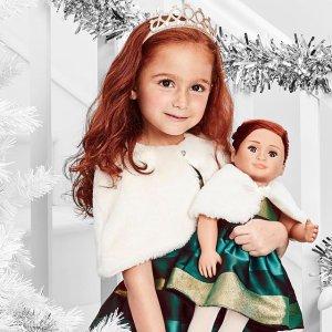 包邮 收家庭配套服饰Children's Place童装 新款5折、清仓区2折起,T恤$0.99