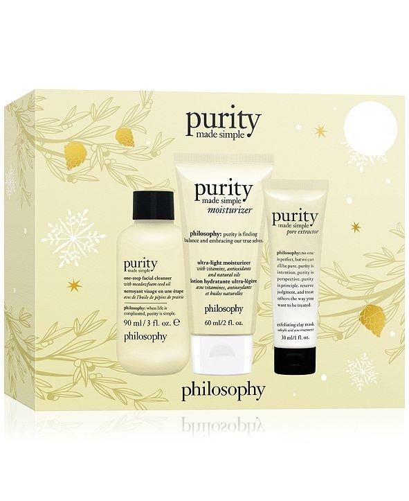 Purity 系列3件套