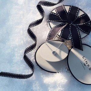 满额赠钻石项链(价值£110)Links of London 超美优雅风首饰热卖 圣诞新款上市