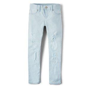 Children's Place  女童牛仔裤