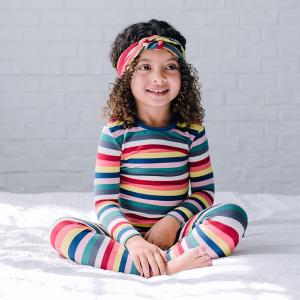 低至4.4折KicKee Pants 儿童睡衣、连体服、连身裙等优惠