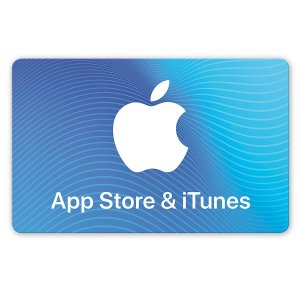 Up to $31 OffApp Store & iTunes