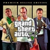 《GTA5  网络豪华版》PS4 数字版