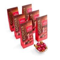 Godiva 牛奶松露巧克力 6包