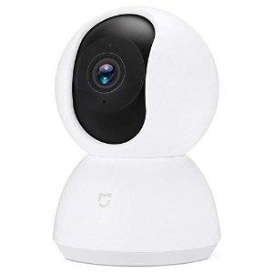 XiaomiMi 家用监控摄像头 360°, 1080P , White
