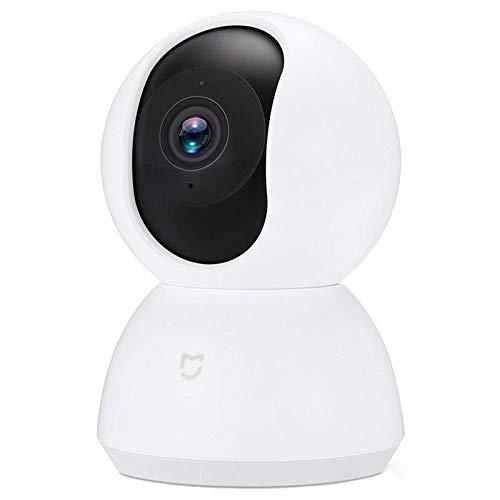 Mi 家用监控摄像头 360°, 1080P , White