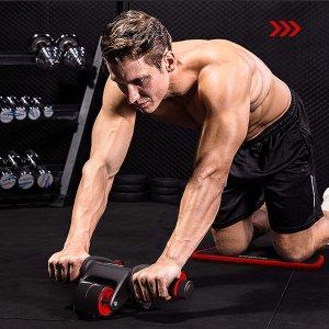 低至$8 瑜伽垫$24Amazon 运动跳绳、健腹轮 在家保持完美身材