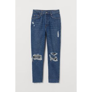 H&M牛仔裤