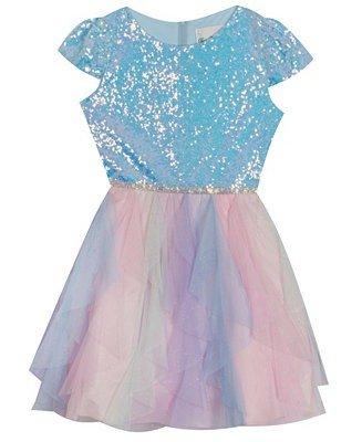 女幼小童连衣裙