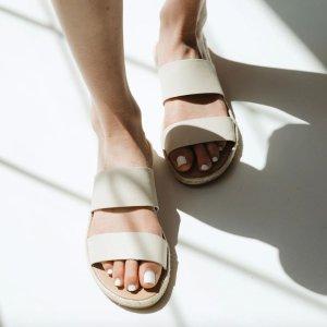 $40 (官网$100) 五色选史低价:Sorel Ella II 简约女士凉鞋惊喜价 耐穿舒适