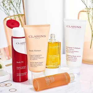 Up to 25% OffClarins Gift Sets Promotion