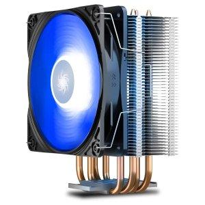 $19.99DEEPCOOL GAMMAXX 400 V2 CPU Cooler 4 Heatpipes 120mm PWM
