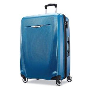 $119.27Samsonite Winfield 3 硬壳万向轮行李箱 28寸 蓝色